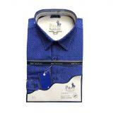 chemise polo avec motif au togo